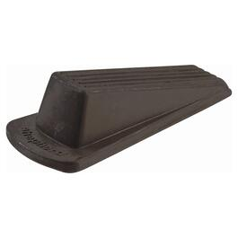 Heavy Duty Brown Wedge Door Stop thumb