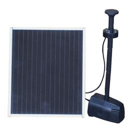 Solar Mini Pond Pump Kit, with Lights thumb