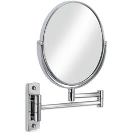 "Cosmo 8"" Chrome 5X Magnifying Mirror thumb"