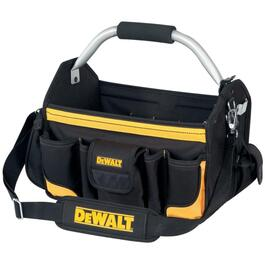 "14"" Heavy Duty Open Top Soft Sided Tool Bag thumb"