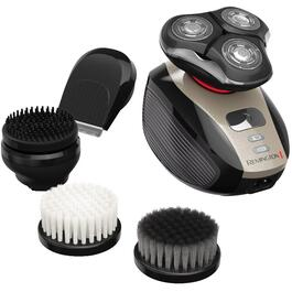 5 Piece 3 Head Rechargeable Hyprflex Groomer Kit thumb