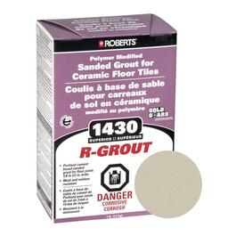 7lb Marble Sanded Floor Grout thumb
