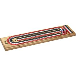 3 Lane Cribbage Board Game thumb