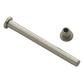 "3"" Satin Nickel Door Hinge Pin thumb"