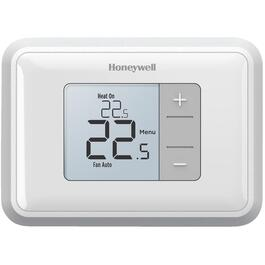 Non-Programmable Manual Heat/Cool Thermostat, with LCD Display thumb