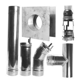 "4"" Horizontal Vent Kit thumb"