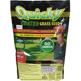 3kg Quicky Grass Coated Grass Seed thumb