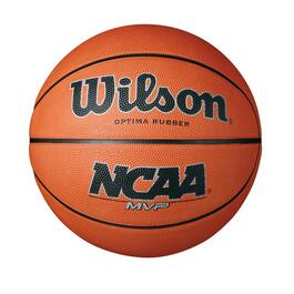 Size 7 NCAA Rubber Basketball thumb