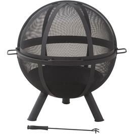 "23.5"" Frisco Wood Burning Round Firebowl thumb"