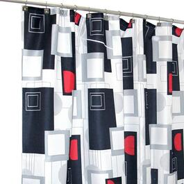 "70"" x 72"" Urban Beat Polyester Shower Curtain thumb"