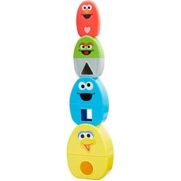 Stack and Nest Sesame Street Friends Figures thumb