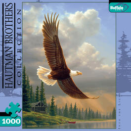 1000 Piece Hautman Puzzle, Assorted Puzzles thumb