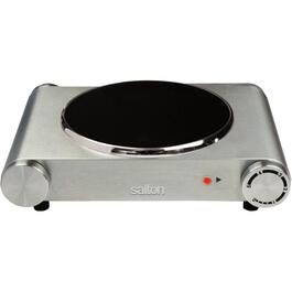 Single Infrared Stainless Steel Hot Plate thumb