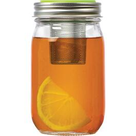 Tea Infuser, Fits Regular Mason Jar thumb