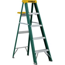 5' #2 Fibreglass Step Ladder thumb