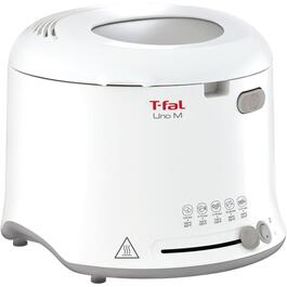 1200 Watt 2.2 LB White Fryer thumb