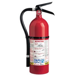 2A/10BC Rechargeable Fire Extinguisher thumb