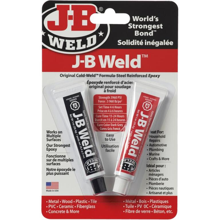 J-B WELD 1oz J-B Weld Cold Bonding Compound