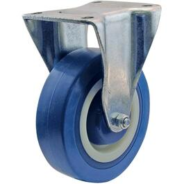 "5"" Polyamide Wheel Rigid Plate Caster thumb"