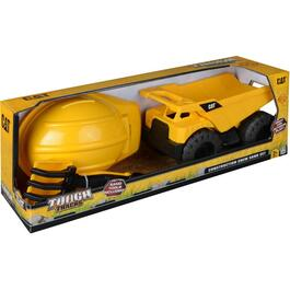 Caterpillar Construction Vehicle with Hard Hat, Assorted Vehicles thumb