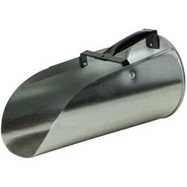 4 Qt Galvanized Grain/Feed Scoop thumb