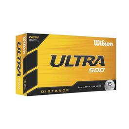 15 Pack Ultra 500 Distance Golf Balls thumb