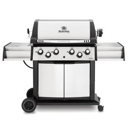 Sovereign XLS90 4 Burner + 1 Side Burner + 1 Rear Rotisserie Burner  1,000 sq. in. 50,000BTU Natural Gas Barbecue thumb