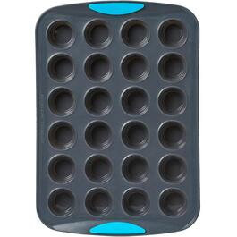 24 Cup Silicone Mini Muffin Pan thumb