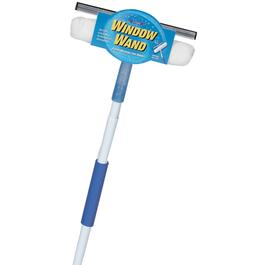 Window Wand Squeegee, with Handle thumb