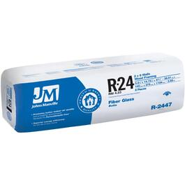 "R24 x 15"" Fiberglass Insulation, covers 38.51 sq. ft. thumb"