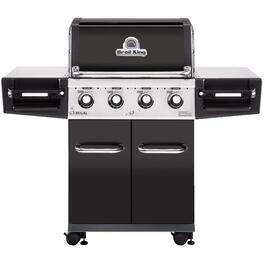 Regal S420 Pro 4 Burner 695 sq. in. 50,000BTU Black Natural Gas Barbecue thumb