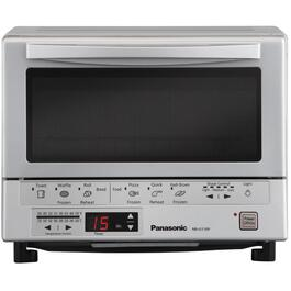 4 Slice Silver Toaster Oven thumb