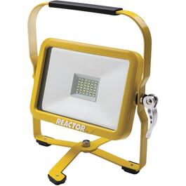 20 Watt Rechargeable LED Slim Work Light with USB Port thumb