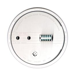 Wire-In Heat Detector, with Battery Backup thumb