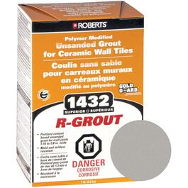 7lb Metal Grey Unsanded Wall Grout thumb