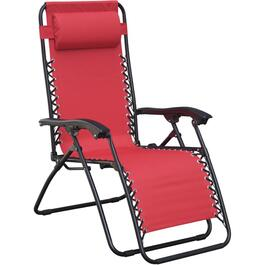 Zero Gravity Chair, with Canada Flag Cooler thumb
