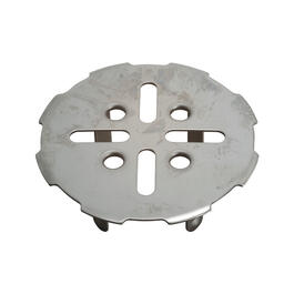 "3"" Stainless Steel Snap In Drain Cover thumb"