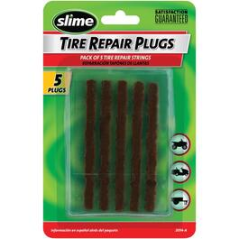 5 Pack Tire Repair Plugs thumb