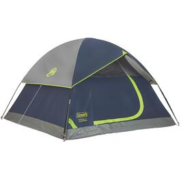 "9' L x 7' W x 4'11"" H 4 Person Sundome Tent thumb"
