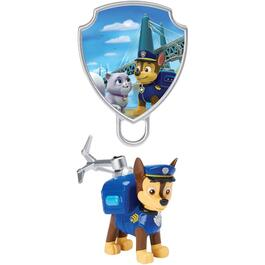 Paw Patrol Figure with Badge, Assorted Characters thumb