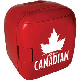 12 Can Molson Canadian Compact Fridge thumb