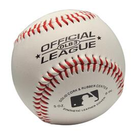 "9"" Official League Synthetic Baseball thumb"