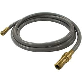 10' Natural Gas Quick Connect Barbecue Hose thumb