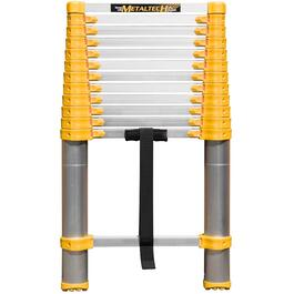 12-1/2' Aluminum Telescopic Ladder thumb