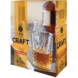 4 Pack Craft Scotch Tumbler Set thumb