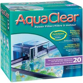 5-20 Gallon Aquarium Power Filter thumb