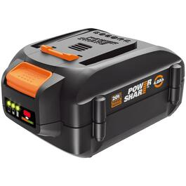 20 Volt Max 4.0 AH Lithium-ion Battery, with Indicator thumb