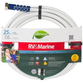 "1/2"" x 25' Nylon Trailer and Marine Hose thumb"