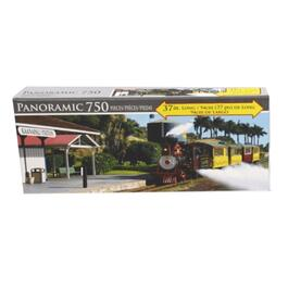 750 Piece Panoramic Puzzle, Assorted Puzzles thumb