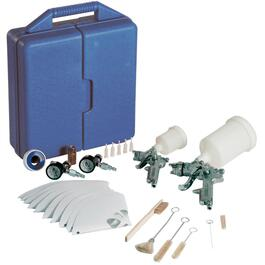 Paint Spray Gun Kit, with Case thumb